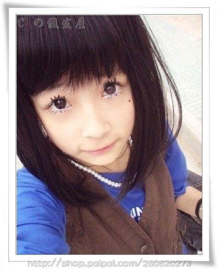 跪求一张超可爱的非主流女孩图片,我要上传qq头像