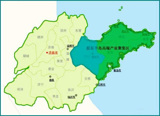 山东半岛(shandong bandao或shan-tung pan-tao)中国三大半岛之一,是图片