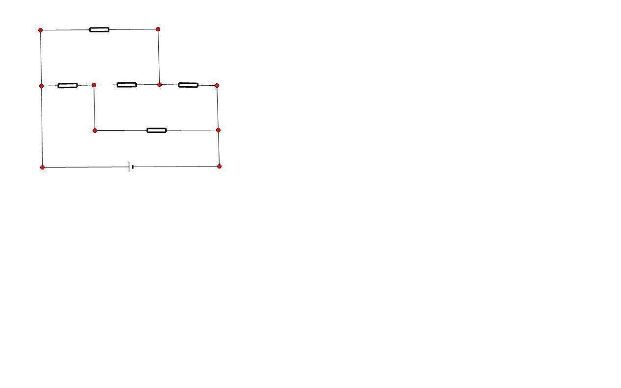 追问 那照你这么说,并联电路中一个支路3个电阻一个支路2个电阻,那3