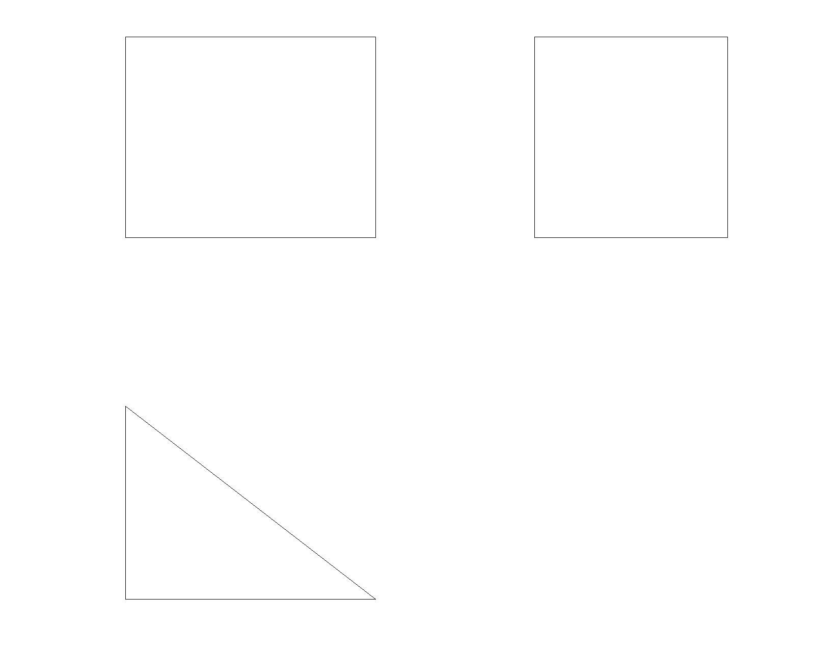 三棱柱 的三视图 如何画