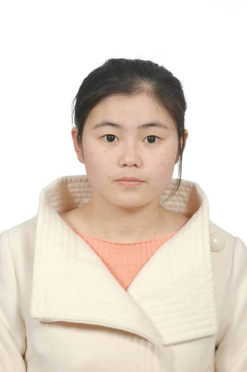 v照片修改照片照:女生高中为一寸或小二寸jpg格衣服证件图片大小图片