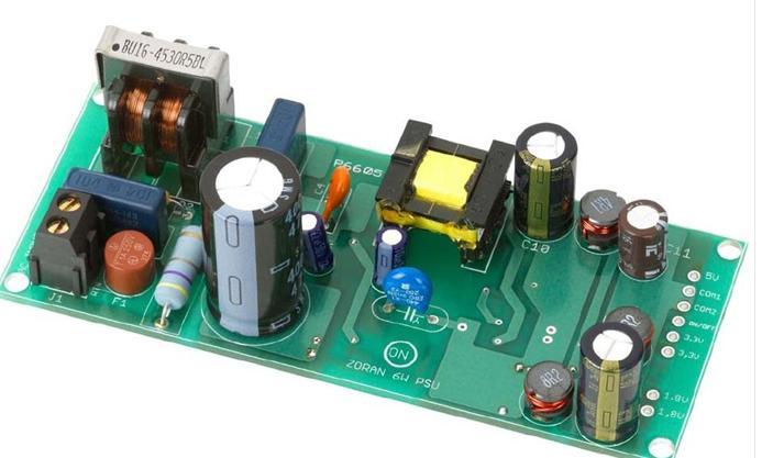 电路板上面的元器件怎么辨别?