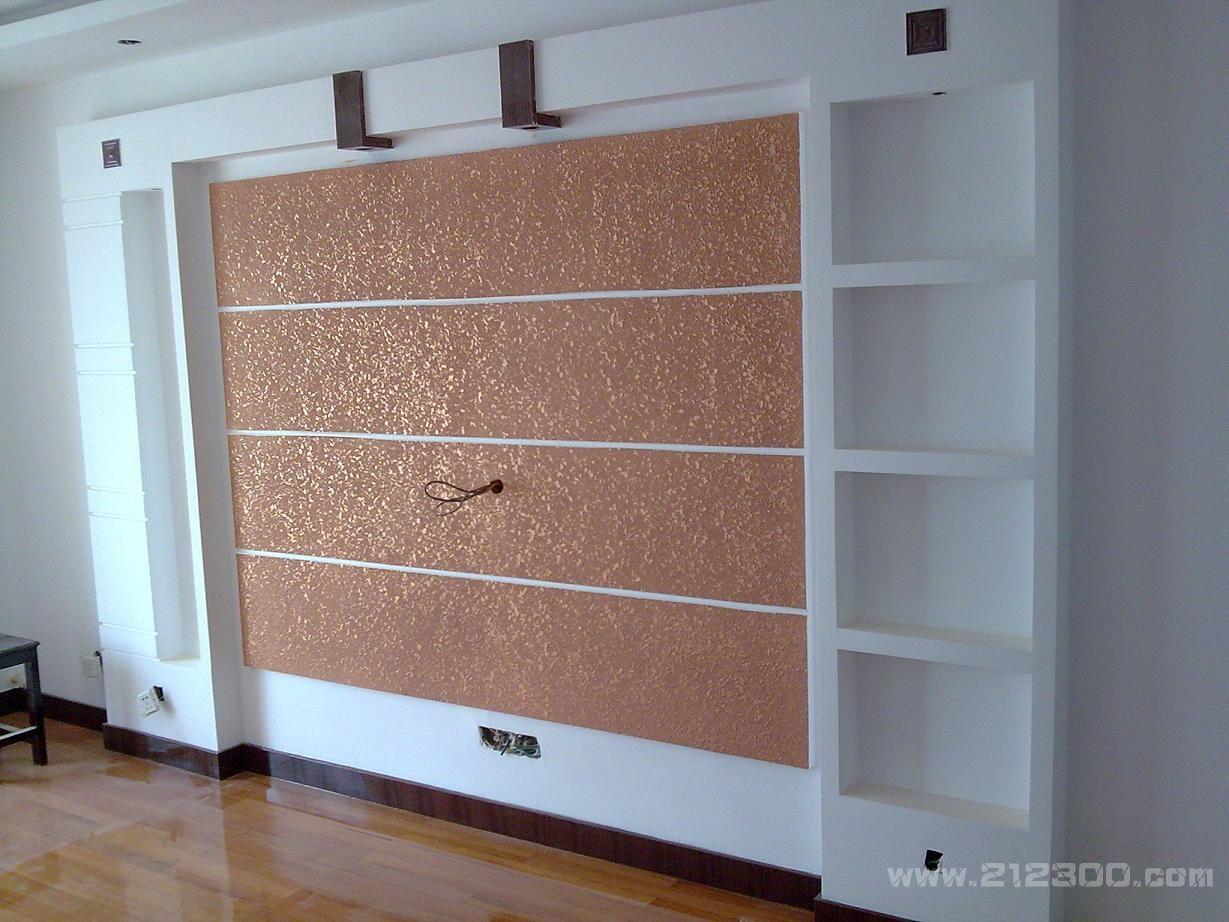 做这款电视背景墙需要多少钱?木工板造型的