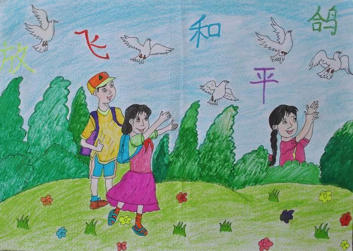 关于中国梦.青春梦.科幻梦.的绘画