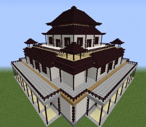 汉代建筑的介绍图片