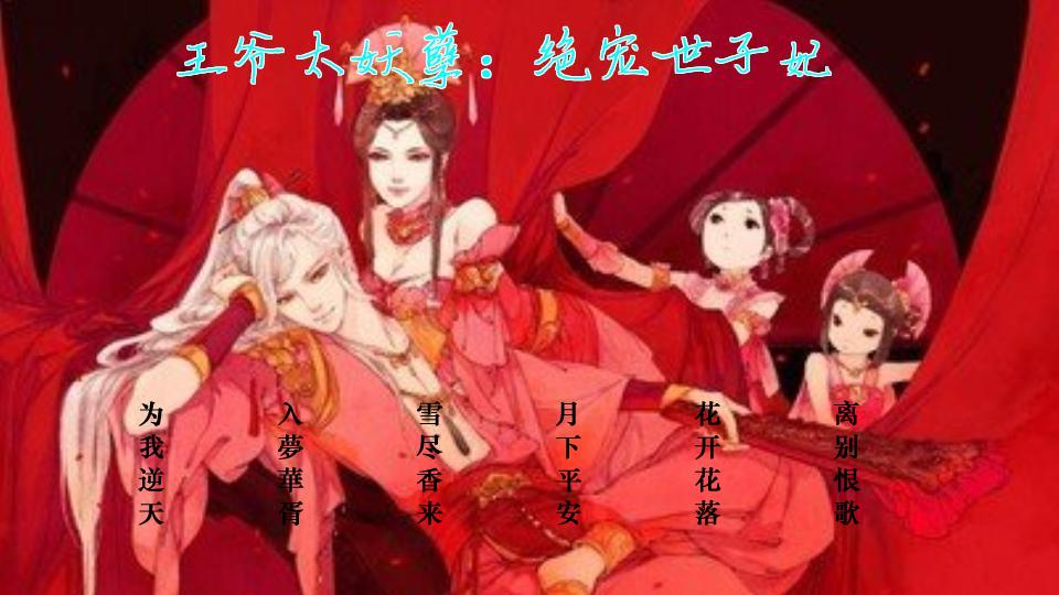 王爷太妖孽:绝宠世子妃的作者简介