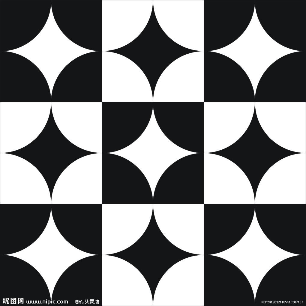 求几张点的平面构成的图片,要最简单的那种图片