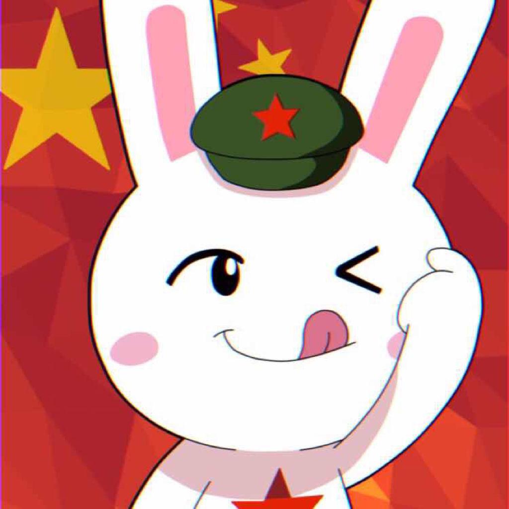 微信可爱兔子头像 片