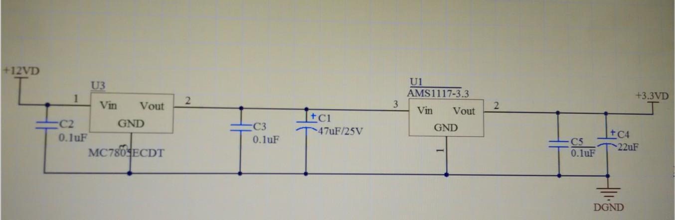 2条回答 能提供开关电源的电路吗?图片