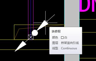cad桥架竖向意思是乱码_百度标注cad引线知道图片