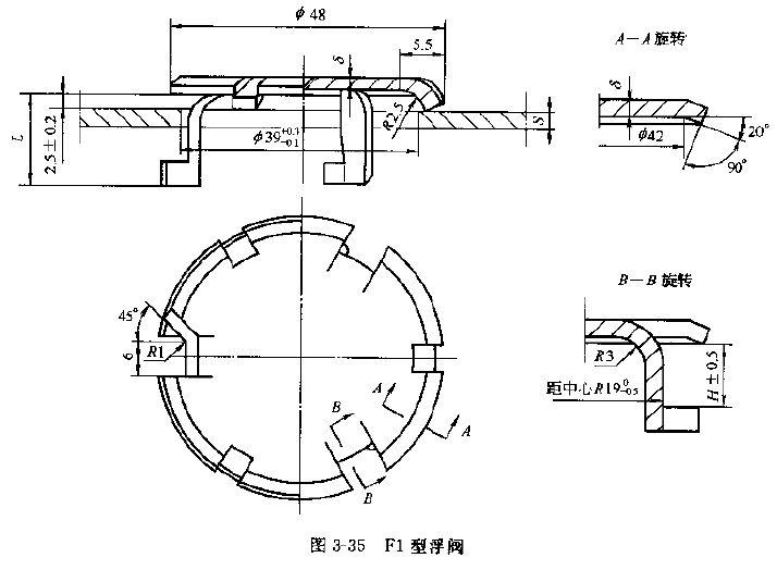 浮阀塔操作弹性小的原因有哪些图片