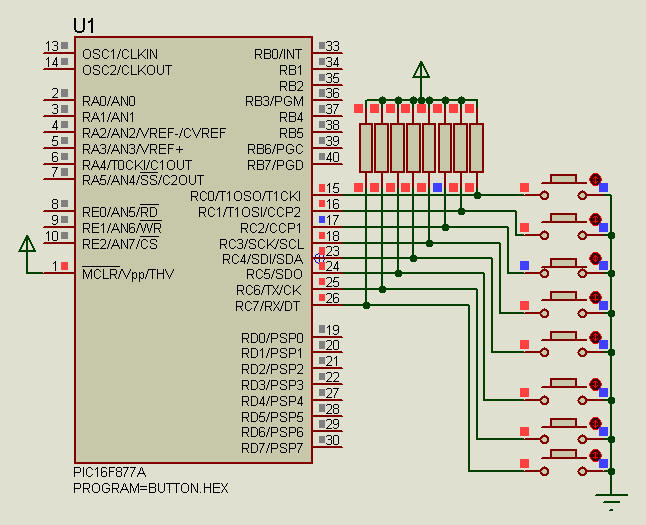 pic单片机 悬空引脚电平 怎么设置