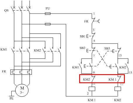 联锁电路和互锁电路有区别吗?