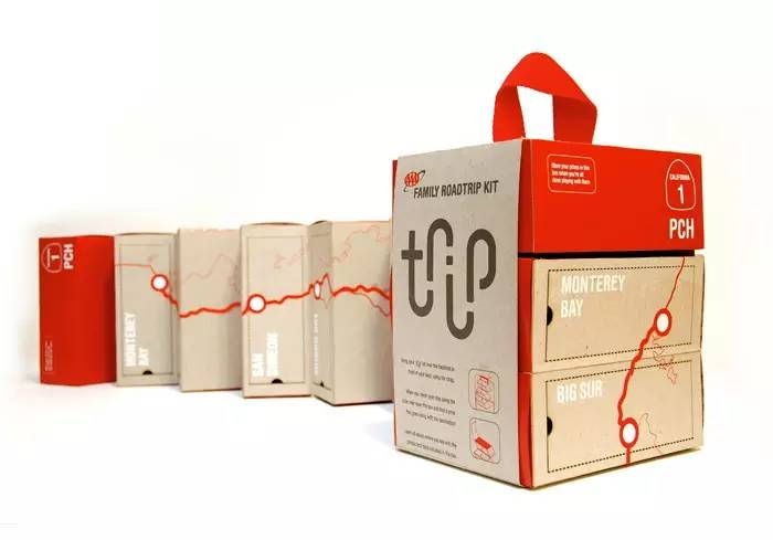日本纸盒包装创意设计的介绍