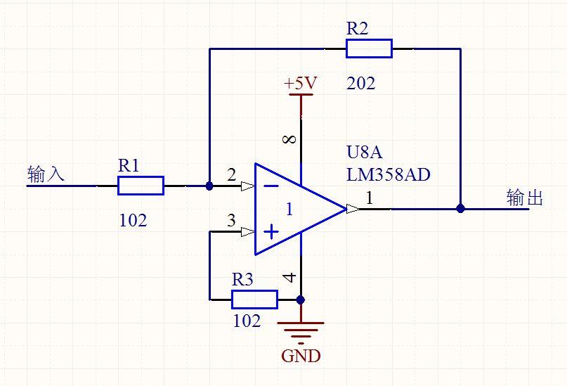 单电源供电的放大电路
