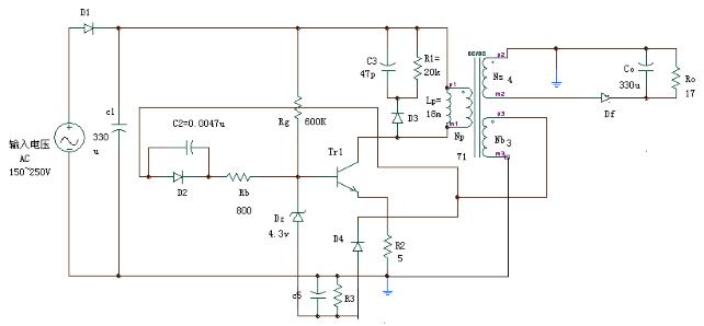 电路 电路图 电子 原理图 642_298