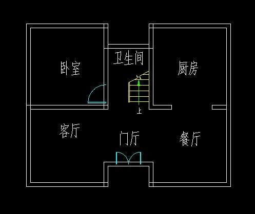 求农村修房屋的设计图