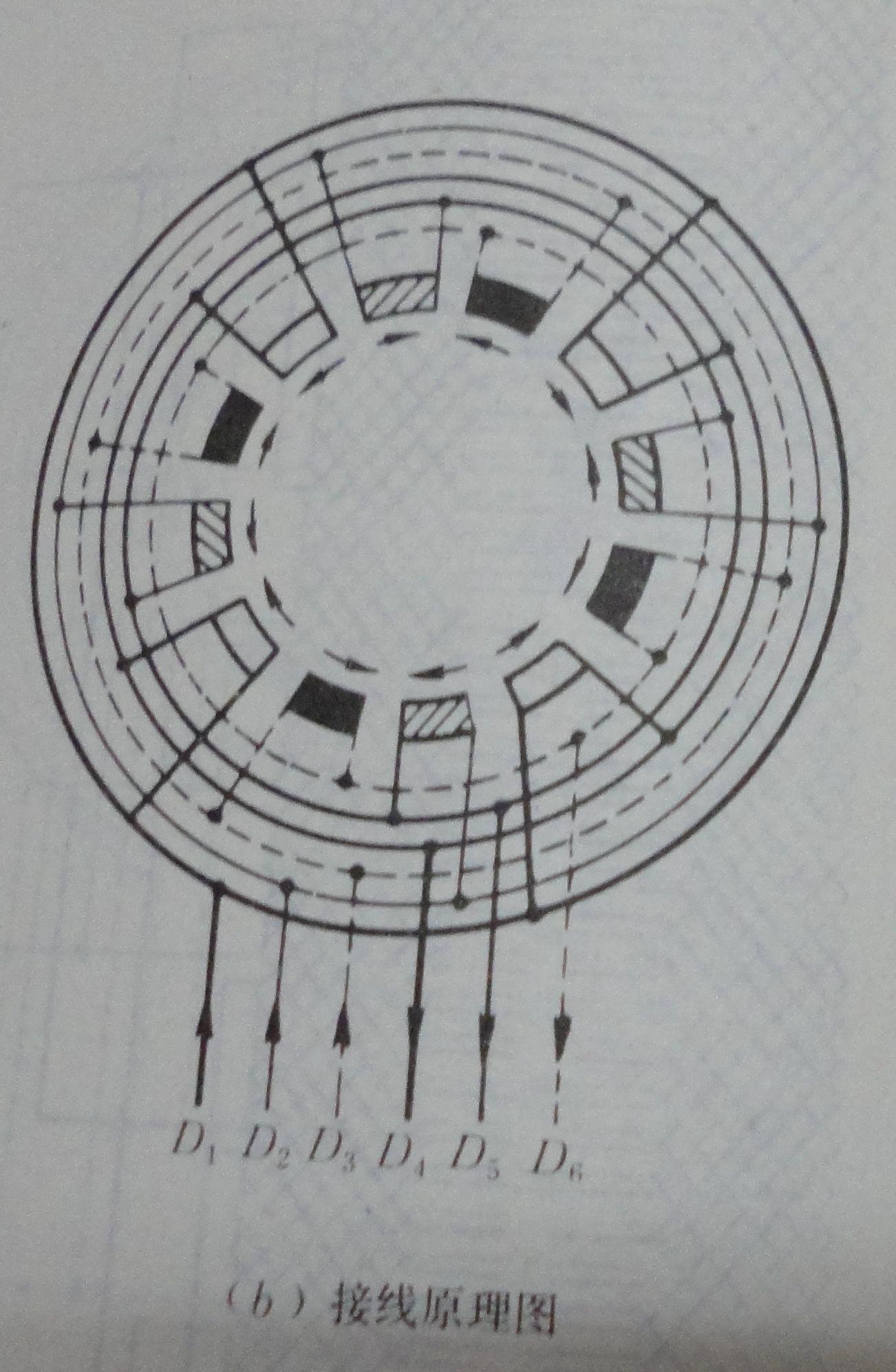 这个是36槽接线原理图