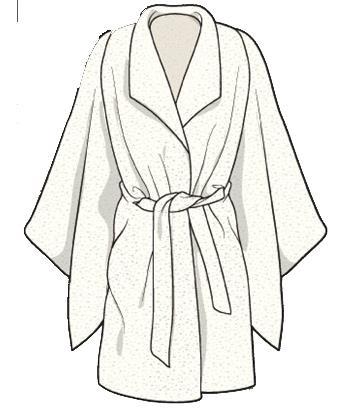 韩版呢子大衣结构图怎么画?
