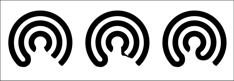 ai连接两条弧线,如图