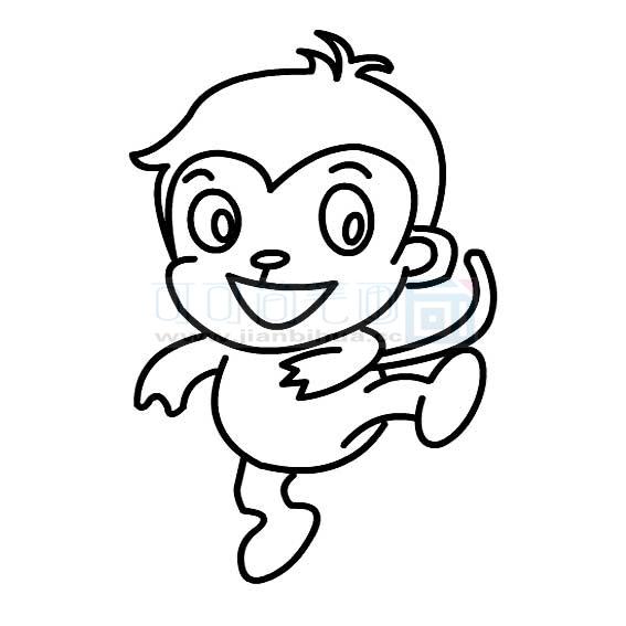 动漫 简笔画 卡通 漫画 手绘 头像 线稿 567_567