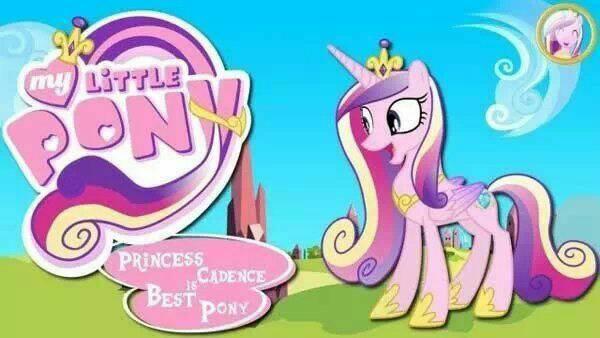 彩虹小马图片大全变成公主图片
