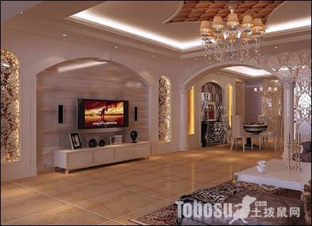 家居 起居室 设计 装修 440_320