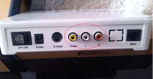 4,将机顶盒和电视机连接成功后,启动机顶盒和电视机; 5,使用电视机的图片