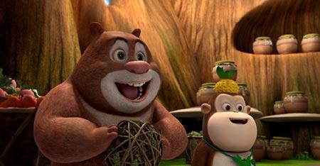 动画片熊熊乐园谁有资源?百度云,迅雷都可以,在线等