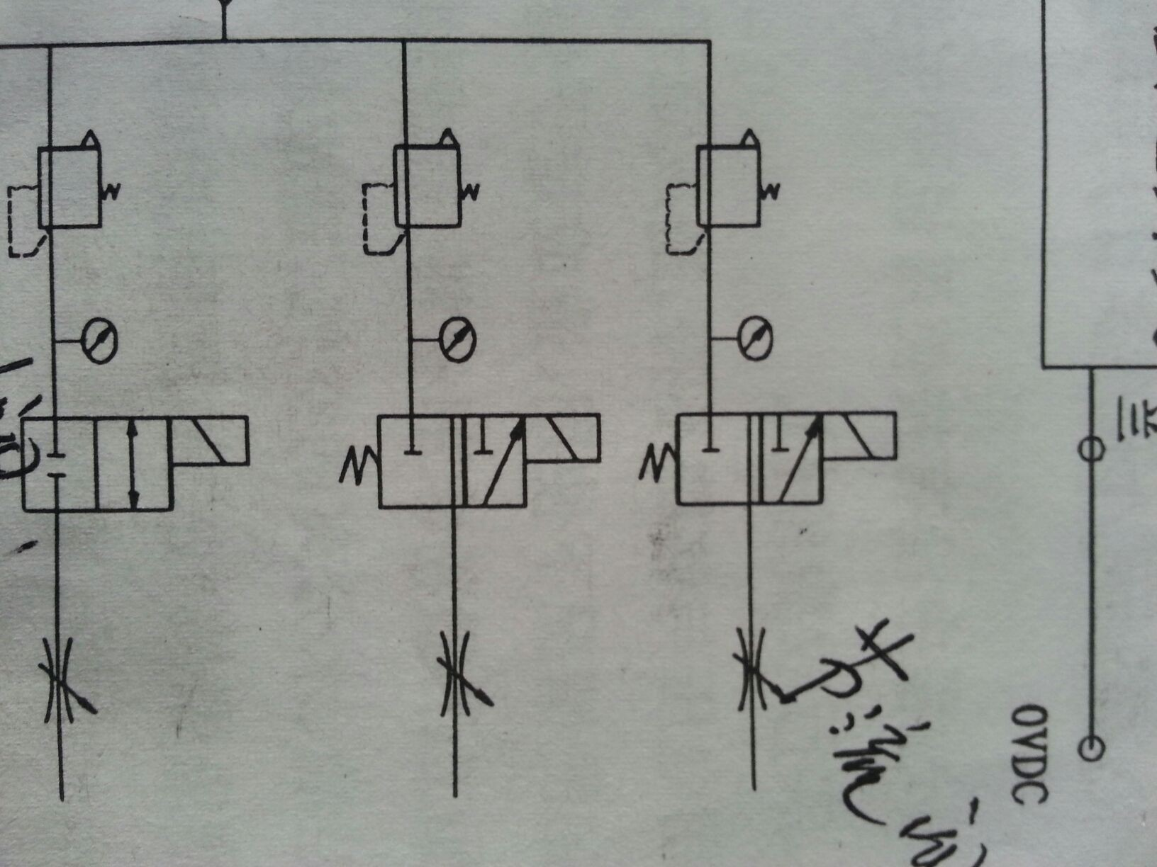 电磁阀符号是什么东东?图片