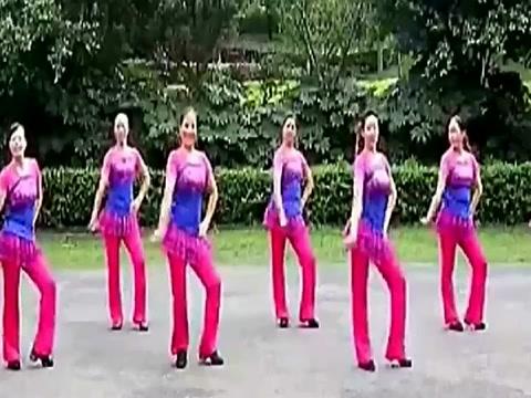 场舞_《小苹果广场舞》是国家体育总局在全国推出12套广场健身操舞之一.