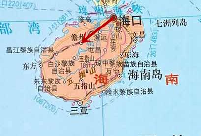 州市哹n�c9.&�ki��(_海南澹州市在海口的什么位置?