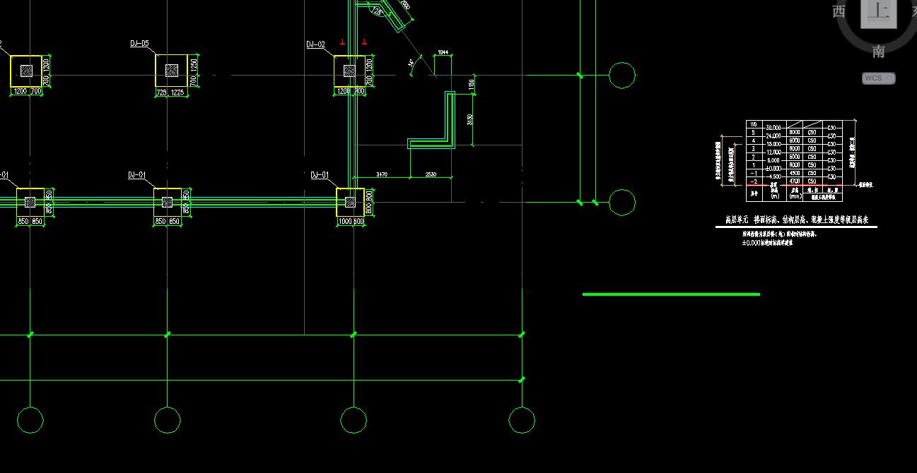 CAD2014看见暖通不区分系统号和尺寸以及图纸如何打开图纸轴线图片