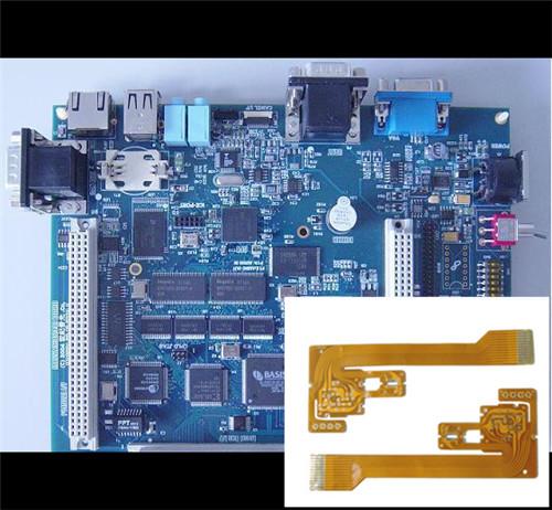 电路板原材料的pcb基板-覆铜板