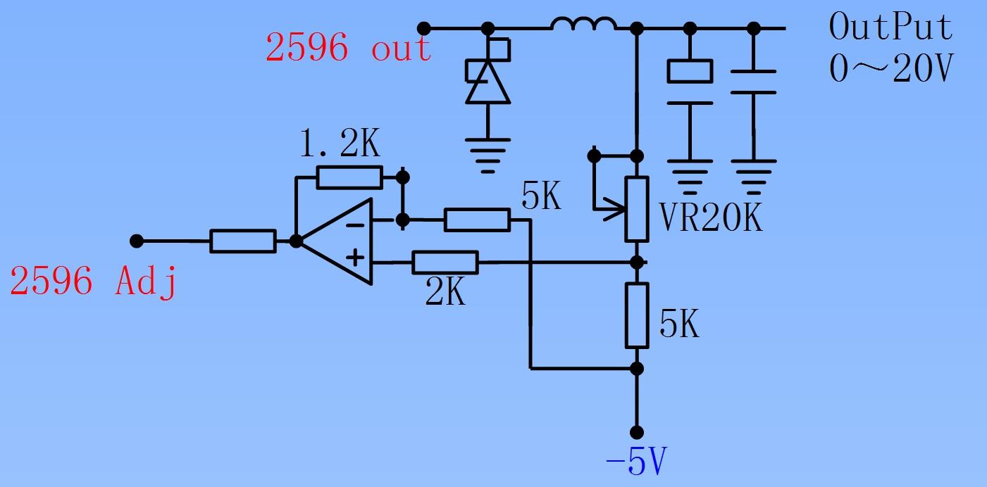 电路 电路图 电子 原理图 1401_692