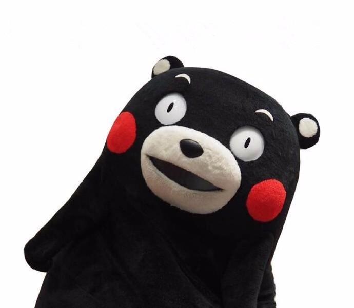 谁有这张熊本熊的高清图片