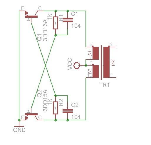 高压包驱动电路图