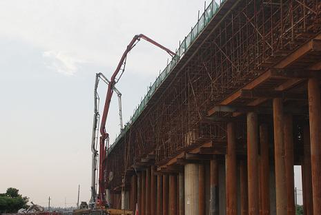 桥梁现浇箱梁支架预压的标准是什么图片