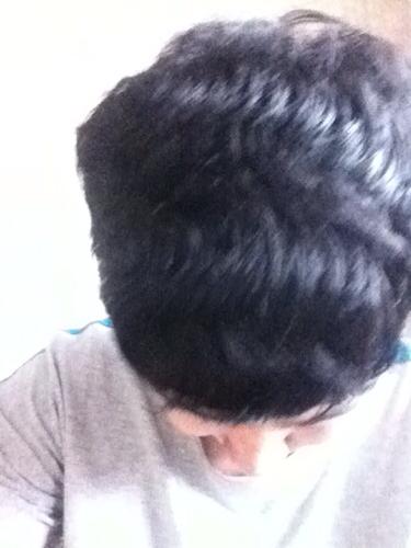 自来卷什么发型好,头发s型图片