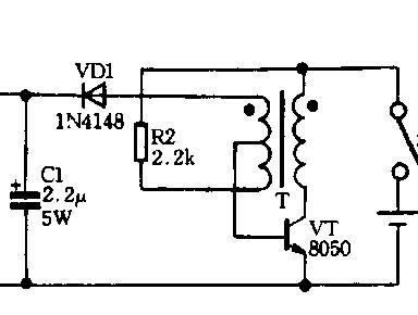 7v的电池做一个升压电路,升到6v左右就可以给诺基亚3230充电了