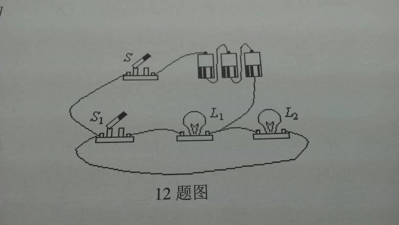 物理题.关于电路.根据电路画出电路图