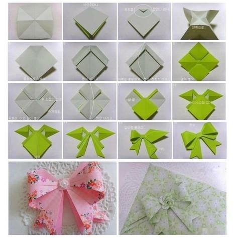 怎么用笔芯包装折蝴蝶结