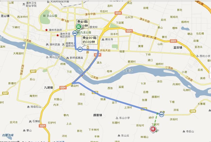 漳州高新区颜厝规划图