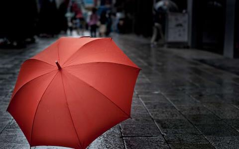 主题女孩动漫图片有个雨伞,类似这样的图片,不女生红色炫彩图片