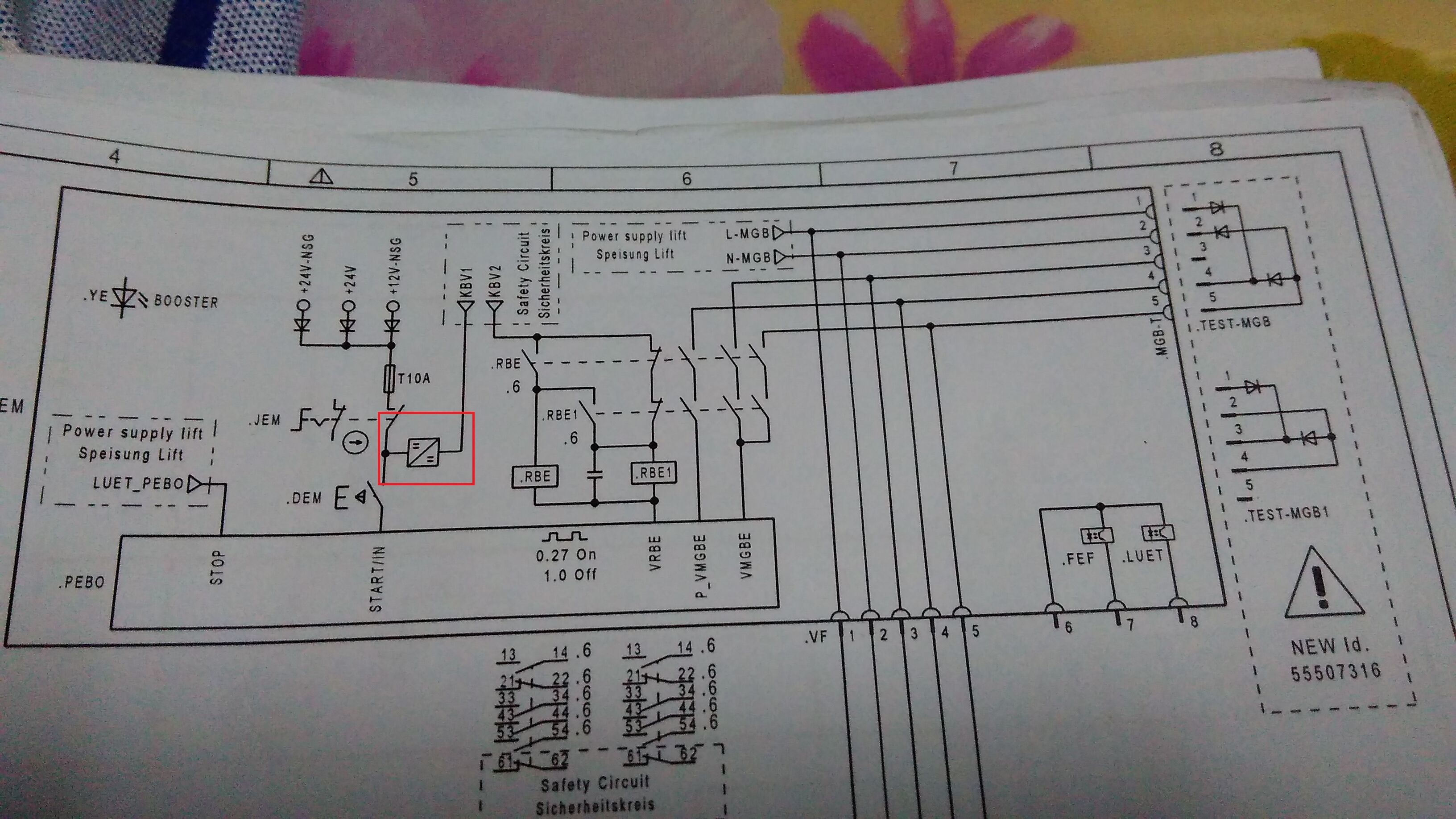 请问这个电路板图纸符号是代表什么啊?