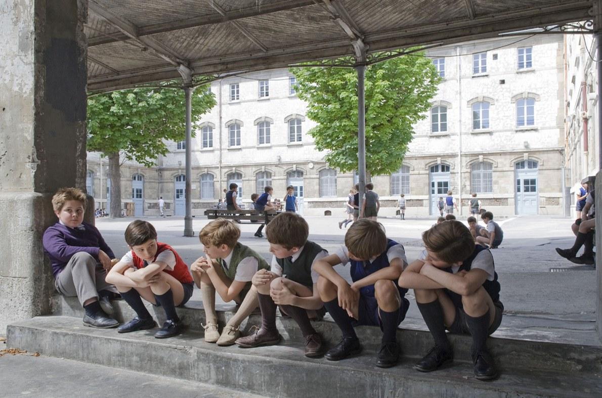 小淘气尼古拉 法国电影 小孩子都非常可爱
