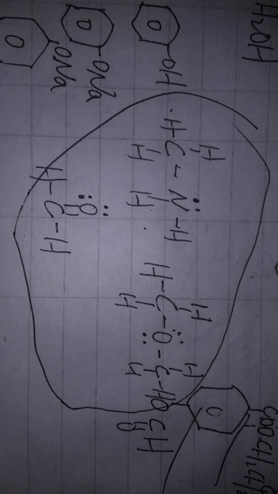 大神,路易斯结构式是什么鬼?图片