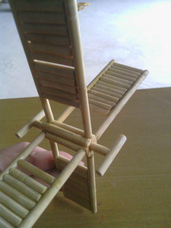 高中生通用技术筷子手工作品照片图片