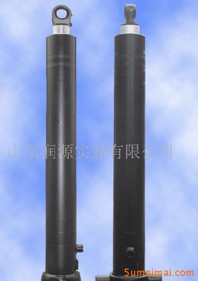 伸缩式套筒式液压缸的轴头可以放在哪种种数控上剥(轴头外圆60)图片