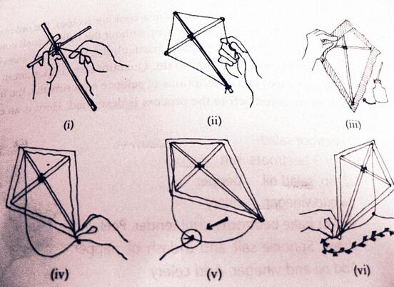 手工画皮肤结构图
